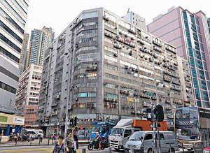 工廈單位相比其他商業大廈和地舖的租金仍算便宜,所以某些行業對工廈的需求是有增無減。(資料圖片)