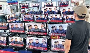 北韓問題除了影響中國國際形象外,也助長美國長賴東北亞不走,已成為中國心腹大患。(路透社資料圖片)