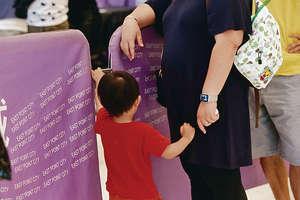 香港面對少子化、老齡化等人口問題,如何提高生育率成為熱論政策議題。(資料圖片)