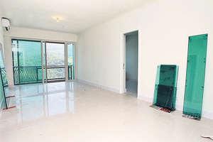 領都亦同樣提供4房單位,實用面積964至980平方呎,廳大房大。(本刊攝影組)