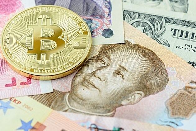 虛擬貨幣引發的金融風險,引起中國監管層警惕。