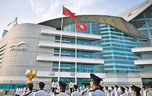 《中華人民共和國憲法》第31條訂明,在特區內實行的制度按照具體情況由全國人民代表大會以法律規定。(新華社資料圖片)