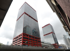 上環信德中心西翼高層單位,擁開揚景觀,現以意向呎價3.5萬元放售。