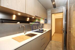 第2B座38樓A室交樓標準廚房
