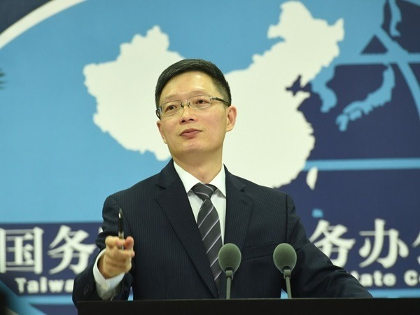 國台辦發言人安峰山今早談到李明哲案件時表示,被告人及家屬的訴訟權益得到了充分的維護和保障。(聯合報檔案圖片)
