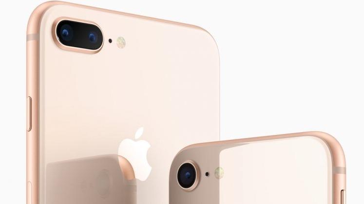根據蘋果公布,內地行貨版iPhone 8 64GB買5888元人民幣起。