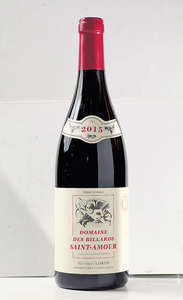 紅酒:Domaine des Billards, Saint-Amour, Beaujolais, France, 2015($165)(陳偉能攝)