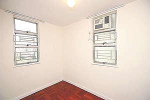 兩房空間方正,不設窗台。(黃建輝攝)