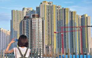 房屋興建需時,政府要協助青年置業上車,也可從小處做起,增加資助房屋的流動性,相信仍有助香港逐步重建置業階梯,改善市民居住條件。(資料圖片)