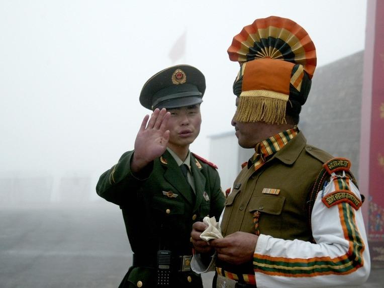 中印洞朗對峙雖落幕,但中國十一國慶期間,中方並未循例,邀請印方參加兩國間例行的「邊境人員會議」。