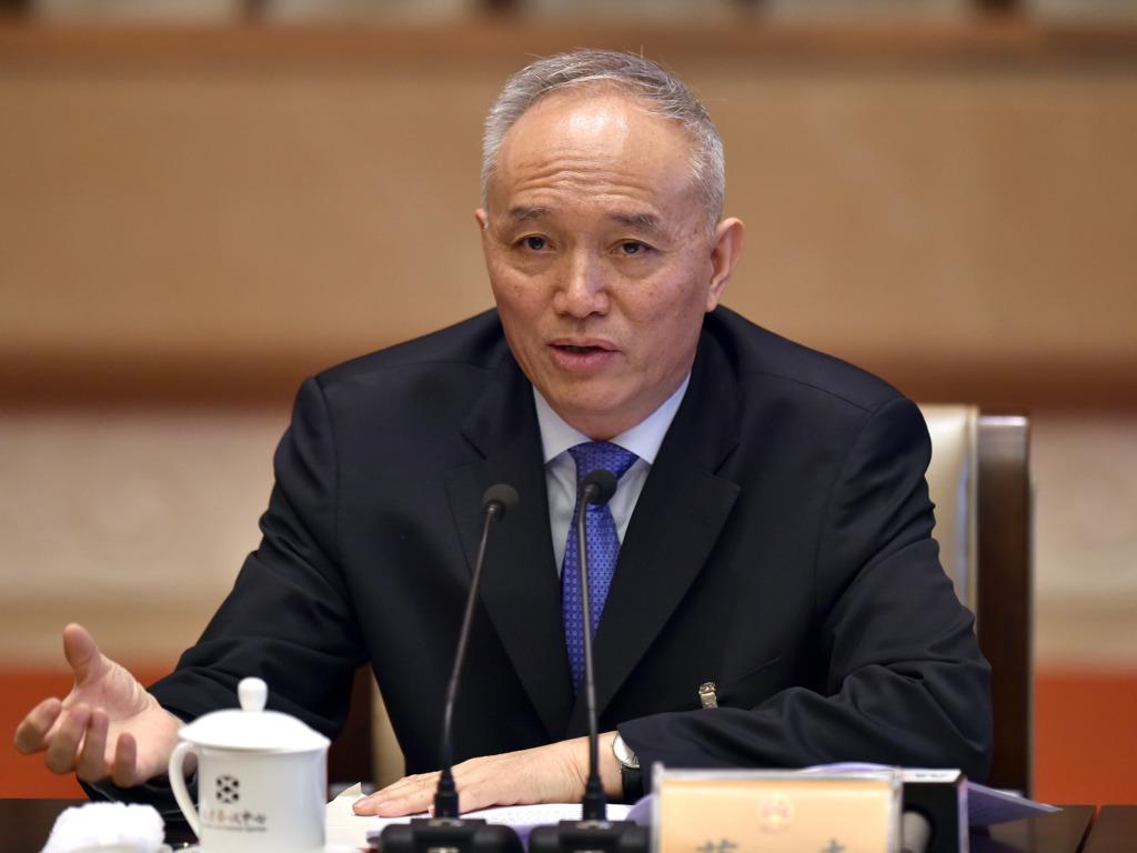 從蔡奇今年火速升任北京市委書記,不難看出習近平對他的信任,可以普通黨員身分直接「入局」幾乎已是預料中事。