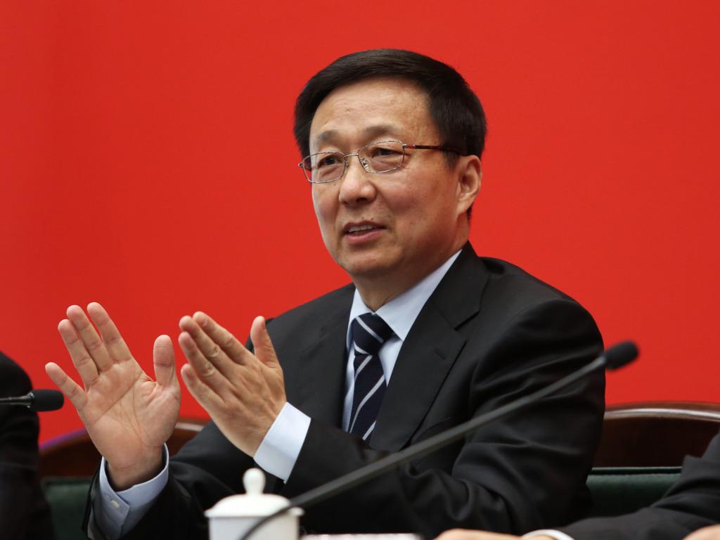 有消息稱,上海市委書記韓正十九大後將出任政協主席;但也有分析指,其仕途走向另有變數。