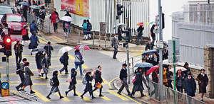 為保障學生,教育局剛向全港學校發新通告,強制查核準教員的性罪行紀錄及教師資格等。(資料圖片)