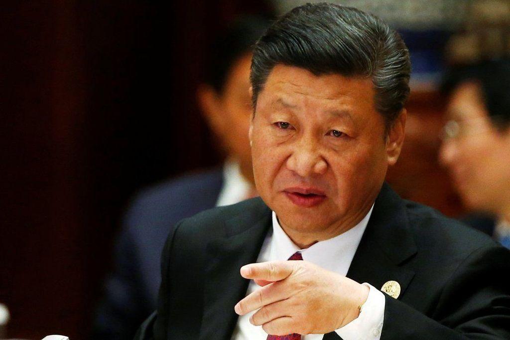 中共總書記習近平過去5年間,透過反腐、不斷加強的社會控管鞏固了權力。