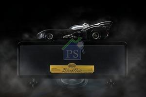 全球首款Batman 限量版喇叭,其設計還原了1989年《蝙蝠俠》電影中的蝙蝠車造型,車頭及駕駛倉內更加設LED燈。售$5,980