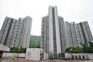 屯門良景邨1房戶以綠表價115萬元沽,首破百萬水平。(資料圖片)