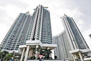 東涌區連錄5宗二手成交,其中東堤灣畔佔兩宗,低層3房893萬元售,呎價10288元。(資料圖片)