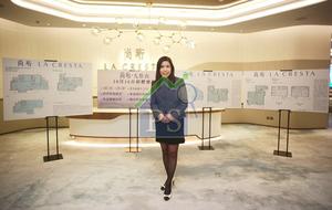 香港興業銷售及市務助理總經理陳秀珍昨公布沙田尚珩首張銷售安排,下周一標售12伙分層單位,不設指引價。