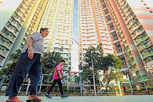 要解決本港住屋困局,有評論認為應重推租者置其屋計劃,將現存的出租公屋售予現時租戶,讓他們有機會成為業主。(資料圖片)