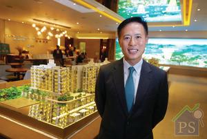 信置營業部聯席董事田兆源表示,集團今年主力銷售餘貨項目,仍取得不俗的銷售成績。