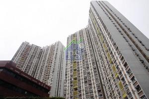 香港仔利東邨東業樓高層4室,面積490平方呎,可作3房間隔,望海景,屬於罕有優質放盤,議價後以370萬元(未補地價)售出,呎價7551元。
