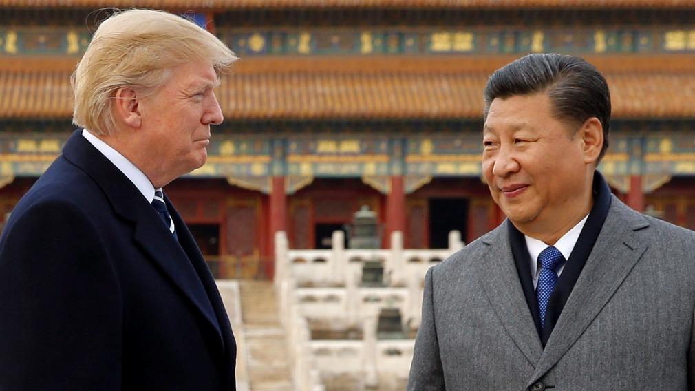 美媒指,特朗普訪華前,中方動員擁350名專家的情報機構,研究特朗普喜好