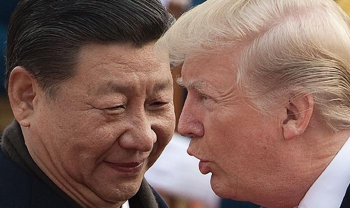 有媒體認真地分析,發現特朗普的推文,原來有節奏地顯示出他對中國的態度、甚至可量度出他與習的友好程度。
