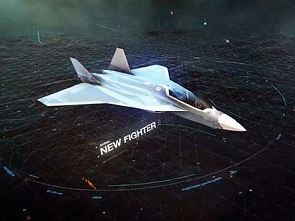 「2017國際戰鬥機會議」日前舉行,歐洲空中巴士(Airbus)防務與航天公司發布了新一代隱形戰鬥機概念視。