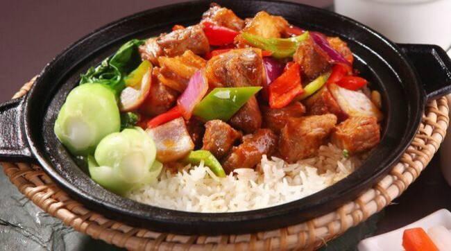 廣東菜中,煲仔飯竟然最受歡迎。