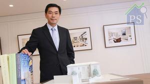 會德豐地產常務董事黃光耀指,期望集團未來推盤能做到價量兼備。