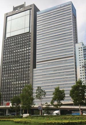 黃光耀表示,集團有意將荃灣ONE MIDTOWN的部分樓面撥作共享工作空間用途,助年輕人創業