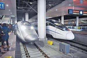 滬昆高鐵通車不到一年,事故頻生,被揭在施工、監理、設計上均出現嚴重問題。(新華社資料圖片)