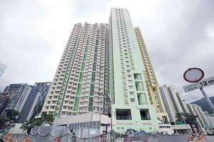 綠置居先導計劃景泰苑,超過801位買家為公屋租戶,只有16名為持綠表資格證明書的公屋申請者。(資料圖片)