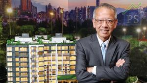 華懋集團銷售部總監吳崇武表示,發展商不能賺得太盡,要留有水位給買家,一旦樓市回落,買家就容易出現資不抵債。
