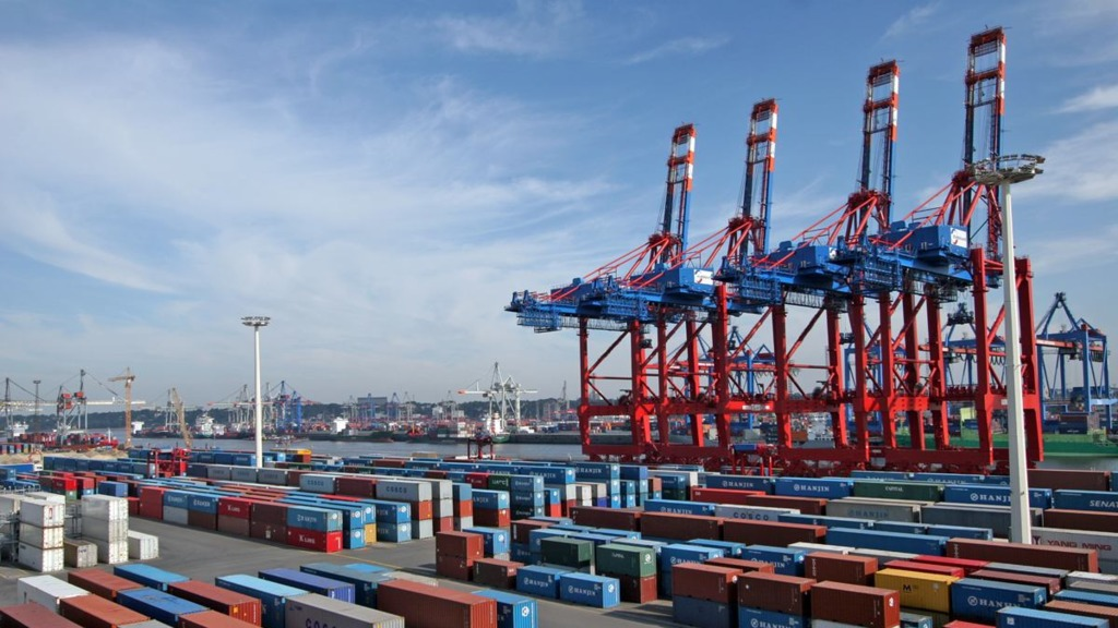 上海港、天津港被裁定壟斷,全國39港口大整頓。