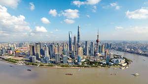 十九大報告提出要保證中國金融體系穩定,不能發生任何金融危機,今後可能會有更多更嚴厲政策出台。(新華社資料圖片)