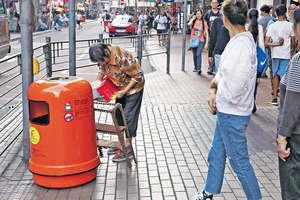 本港去年的貧窮人口達135.2萬人,是過去7年最高數字,數字上相當令人氣餒。(資料圖片)