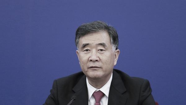 屢有徵兆,顯示汪洋將接任常務副總理。