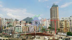 觀塘市中心第二、三發展區重建項目共分兩期發展,料總共提供約2000伙,戶型多元化,亦是市建局歷來最大規模的重建項目。(資料圖片)