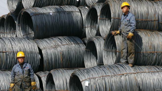 美首「間接」懲罰中國鋼鐵,京矢言WTO興訟。