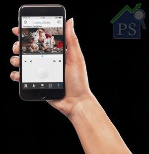 用戶只需透過智能電話或平板電腦開啟專用程式(Reolink App),便可即插即用,全天候監控家居。