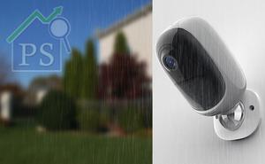 Argus配備防水外殼,防水度達IP65,可抵受雨水甚至霜雪環境。