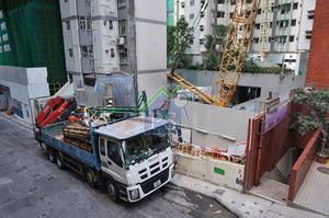 西半山摩羅廟街項目提供99伙,主攻200至300平方呎的細單位。