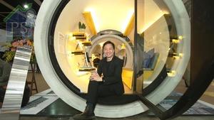 住水管可行嗎?James Law Cybertecture創辦人羅發禮剛發表實用面積僅100呎的水管屋(OPod Tube Housing),直徑及長度均為250厘米,基本設施一應俱全。