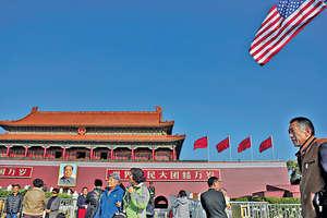 綜合國際形勢,中國從東亞大國發展成「印太強國」指日可待,也就能夠解釋為何外交部對美國國安報告愛理不理。 (路透社資料圖片)