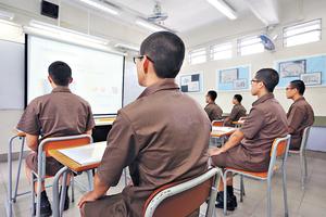 香港、新加坡及台灣等地均要求男性囚犯留短髮,但可以宗教信仰為由獲得豁免。(資料圖片)