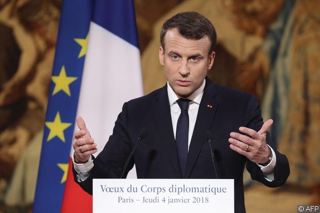 法國總統馬克龍今天起對中國展開國事訪問,這是中共十九大後,首名訪華的歐洲大國領導人。
