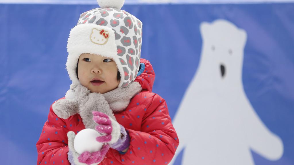 北京連日天氣寒冷乾燥,恐助流感傳播。