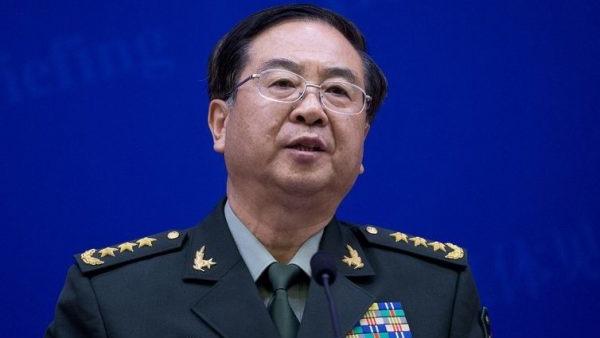 前中央軍委聯合參謀部參謀長房峰輝因涉貪腐,已被移送軍檢機關處理。