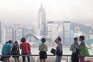 政府日前發表《香港智慧城市藍圖》,內容可見政府充分了解開放數據的重要性,當局宜加快推行數據共享平台,將香港建設成為一個世界級的智慧城市。(資料圖片)